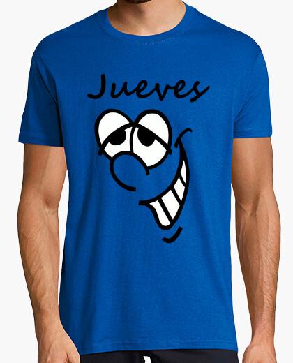 Camiseta Cara jueves