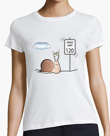 Camisetas Camiseta Latostadora Nº 850516 Mujer Caracol hQdCxsrotB