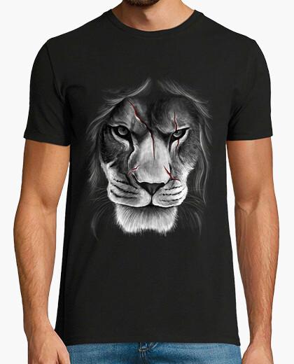 Camiseta caracortada