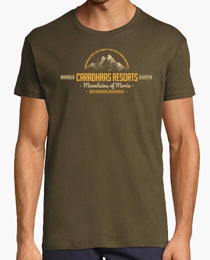 Camiseta caradhras complejos