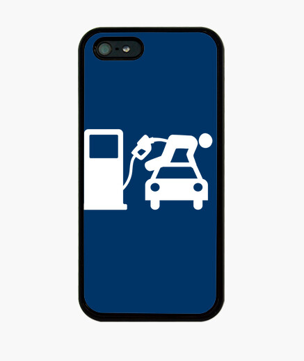 Carburant - Coque iPhone