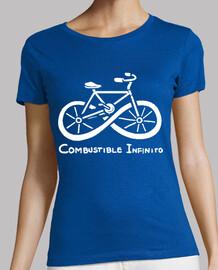 carburante infinito ciclismo ecologico