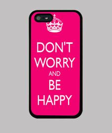 Carcasa Be Happy iPhone 5