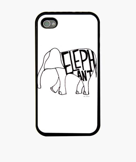 Funda iPhone Carcasa Elephant Iphone4