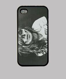 Carcasa iPhone 4 CHICA CATRINA