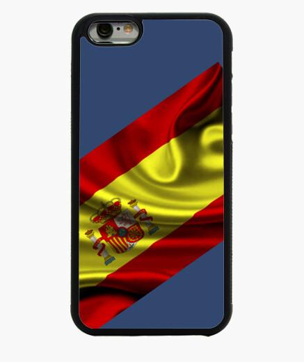 Funda iPhone 6 / 6S Carcasa Iphone 6, Bandera España