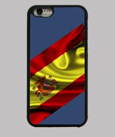 Carcasa Iphone 6, Bandera España