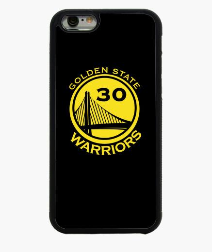Funda iPhone 6 / 6S CARCASA IPHONE 6 GOLDEN WARRIORS 30 CURRY