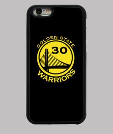 CARCASA IPHONE 6 GOLDEN WARRIORS 30 CURRY