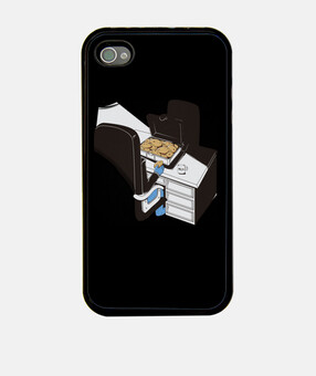 Carcasa iPhone Gangster Cookie Monster