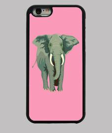Carcasa móvil Elefante