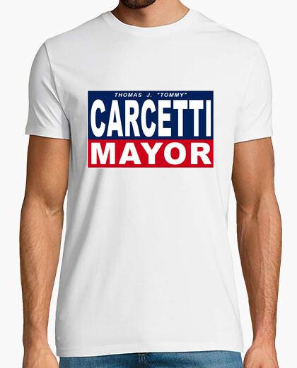 Camiseta carcetti alcalde