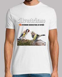 cardellino 2018 - 01 - t-shirt - t-shirt - bianca