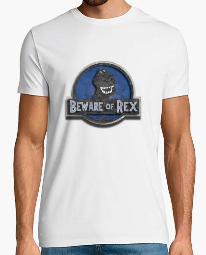 Careful rex t-shirt