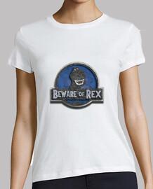 careful rex