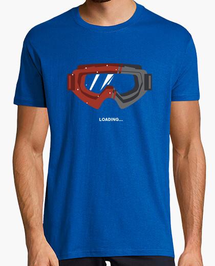 Camiseta carga