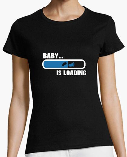 Camiseta carga de bebé