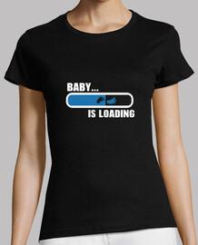 carga de bebé