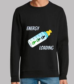 carga de energía