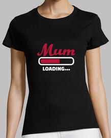 carga de mamá