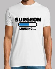 carga del cirujano