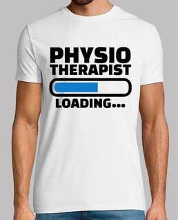 carga fisioterapeuta