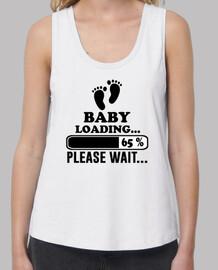 cargando bebé por favor espere
