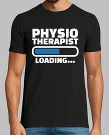 cargando fisioterapeuta