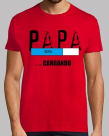 CARGANDO PAPA 60