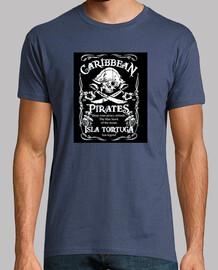 Caribbean Pirates Calavera Terror horror humor