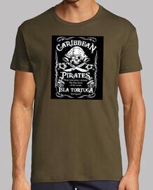 Caribbean Pirates (metalizado)