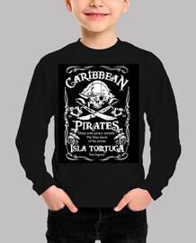 caribbean pirates (metallic)