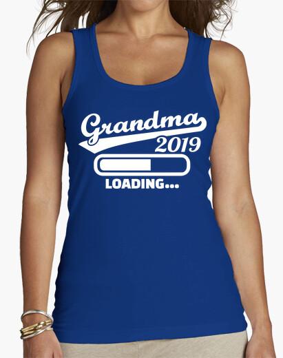 T-shirt caricamento della nonna 2019
