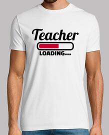 caricamento dell'insegnante