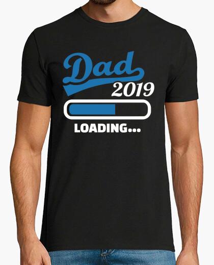 T-shirt caricamento di papà 2019