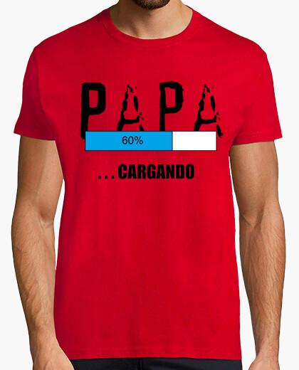 T-shirt carico papà 60