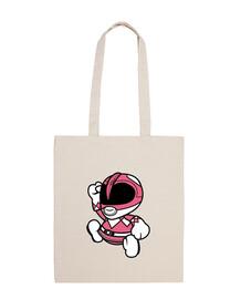 carino rosa ranger bag