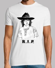 carl -dead -walking - série tv - rip -