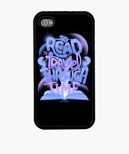 Funda iPhone Carl Sagan Blue