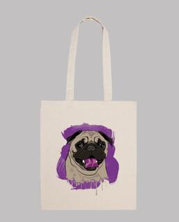 Carlino glücklicher Hund 2