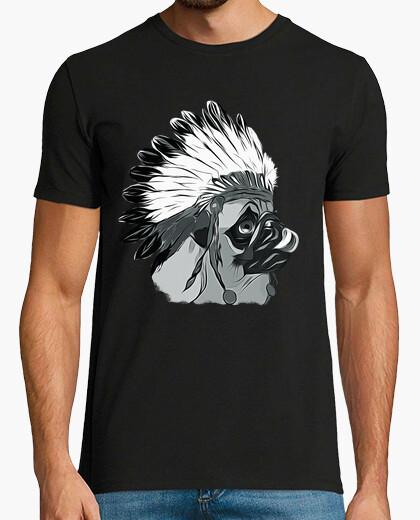 T-shirt carlino indian