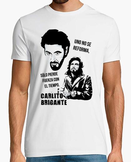 Camiseta Carlito's Way - Uno no se reforma, sólo pierde fuerza con el tiempo (Atrapado por su Pasado)