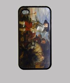 Carlos I de Inglaterra - Van Dyck