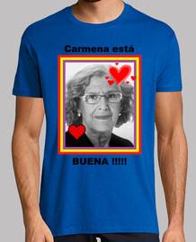 Carmena está buena !!!!!