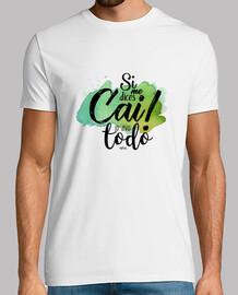 Carnaval Cádiz - Si me dices Cai lo dejo todo - Hombre