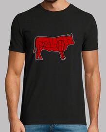 carnicero vaca vaca