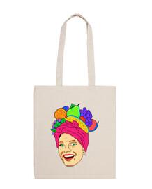 carnival - sac en tissu 100% coton