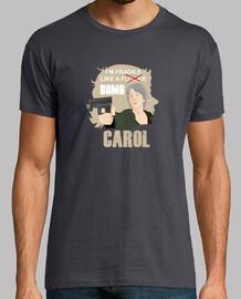 Carol, frágil como una bomba