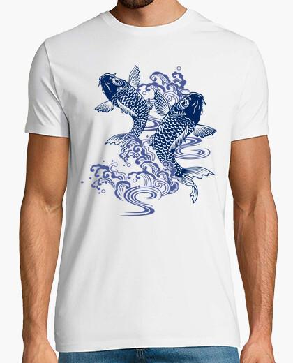 Camiseta Carpas Koi