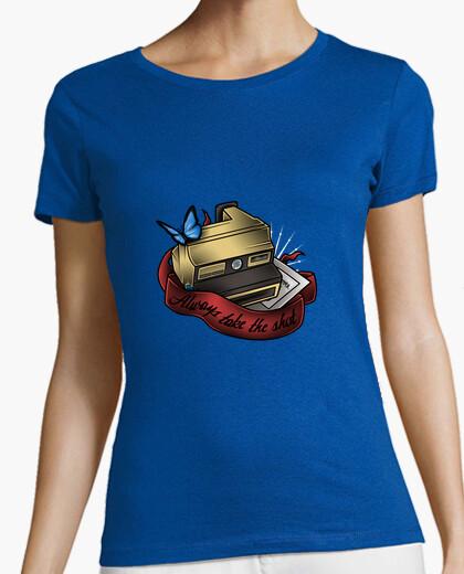 Camiseta carpe diem ladies fit